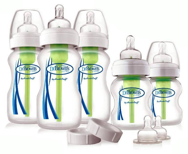 Какие бутылочки лучше для новорожденных: правила выбора