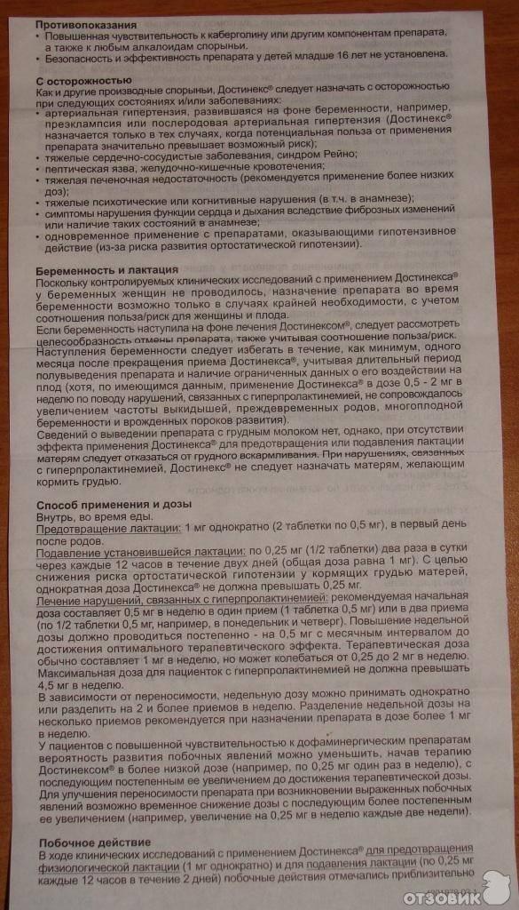 Достинекс (таблетки, 2 шт, 0,5 мг) - цена, купить онлайн в санкт-петербурге, описание, отзывы, заказать с доставкой в аптеку - все аптеки