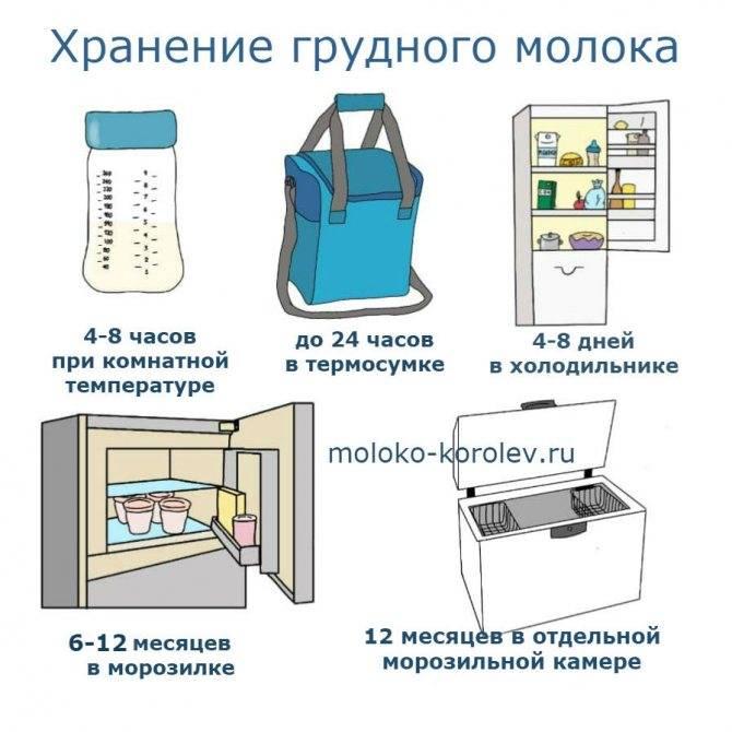 Как сцеживать грудное молоко руками правильно. сколько хранится грудное молоко в холодильнике - medside.ru