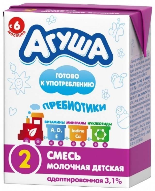 Насколько безопасно детское питание «агуша» (смеси)? отзывы мамочек и специалистов