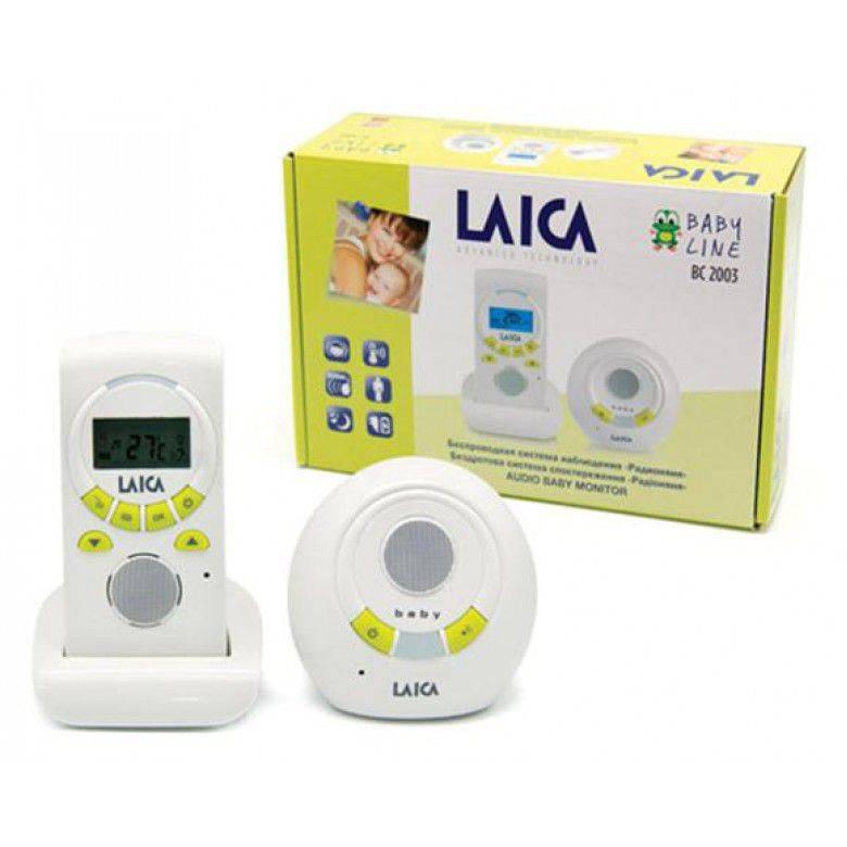 Как выбрать радионяню для своего малыша?