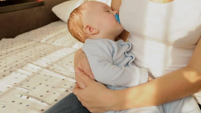 Как уложить ребенка спать? совместный сон с новорожденным, что дальше? проблемы со сном у ребенка до года