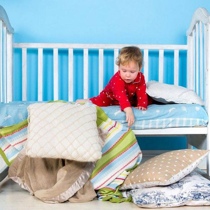 Как приучить ребенка спать в своей кроватке: в 6 месяцев, 1-2 года