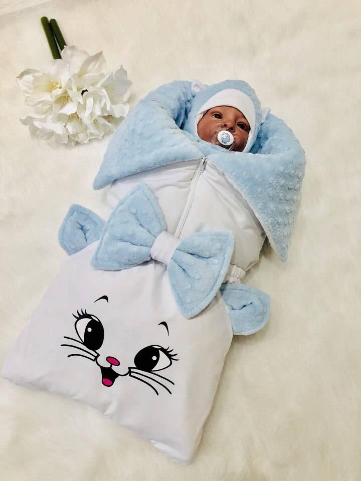 8 лучших конвертов для новорожденных