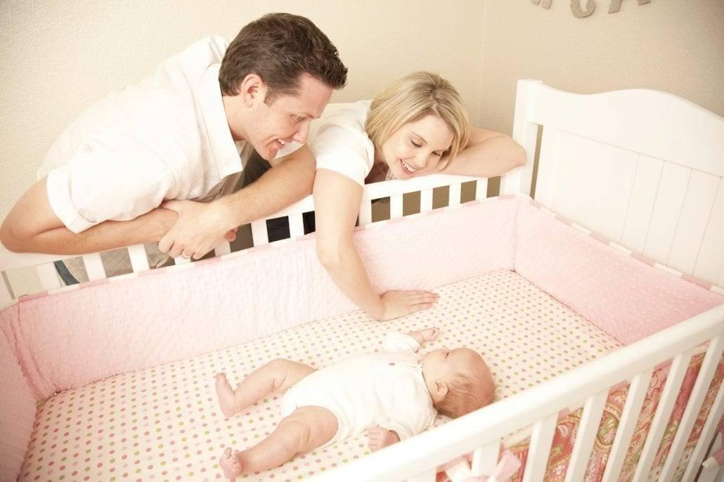 ТОП-10 лучших кроваток для новорождённых детей