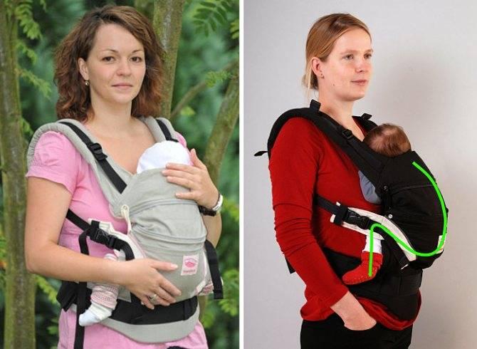 Эрго-рюкзак для новорожденных: обзор, характеристики, описание, инструкция, виды и отзывы