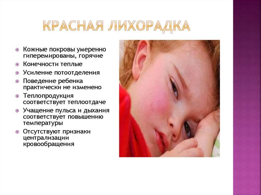 Лихорадка у детей - симптомы, лечение – цитовир-3 для детей