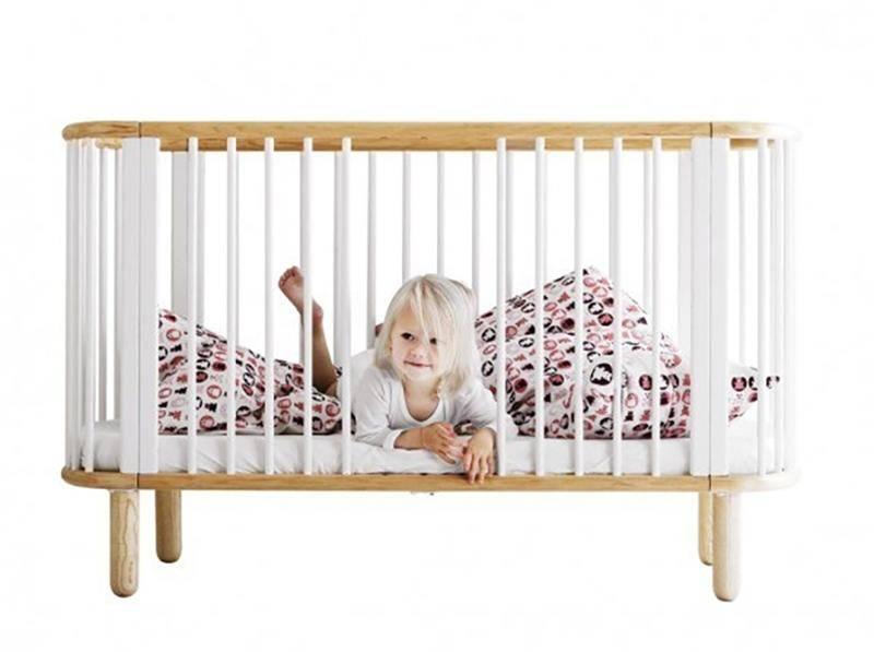 7 главных параметров при выборе детской кроватки для новорождённого