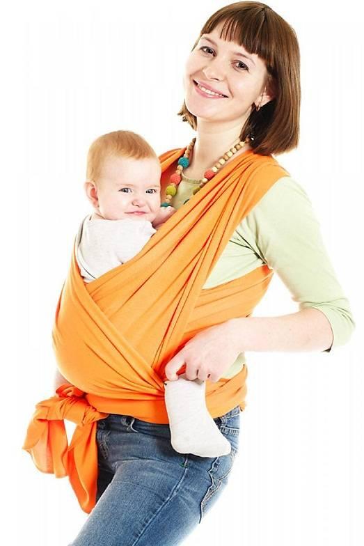 Слинг для новорожденного - рейтинг самых удобных, как правильно надевать и отзывы врачей