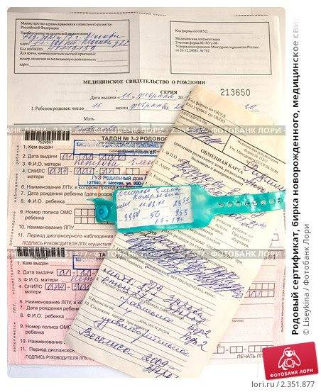 Первые документы новорожденного гражданина. свидетельство о рождении, прописка, медицинский полис