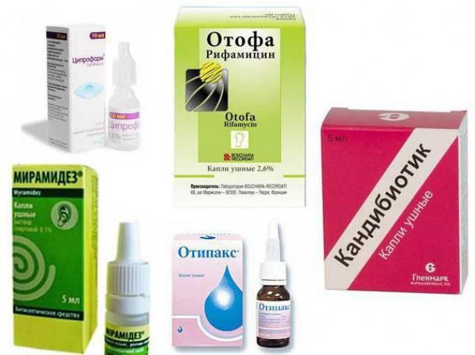 Антибиотики при отите - лор клиника в чертаново