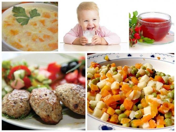 Рецепты приготовления вкусных, полезных и быстрых завтраков для годовалого ребенка
