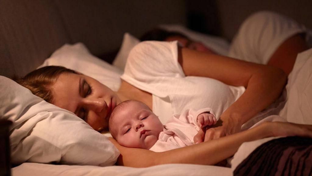 Как уложить ребенка спать без укачивания, слез и грудного кормления