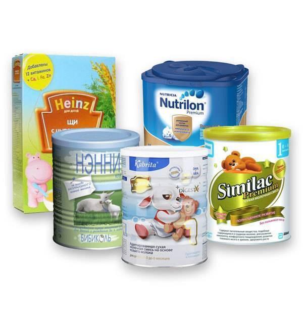 Детские смеси без пальмового масла и гмо: список наиболее популярных продуктов. чем опасно пальмовое масло для малышей?