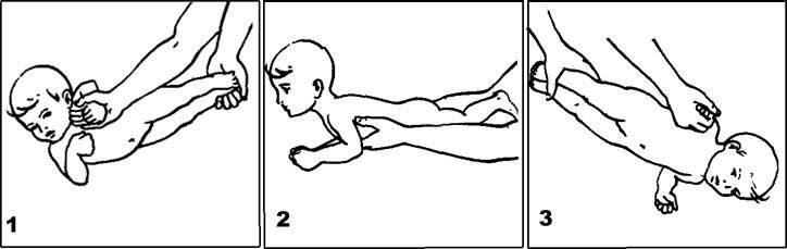Почему ребенок в 3 месяца не переворачивается на живот
