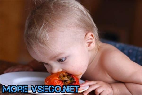 Фрукты в рационе питания ребенка