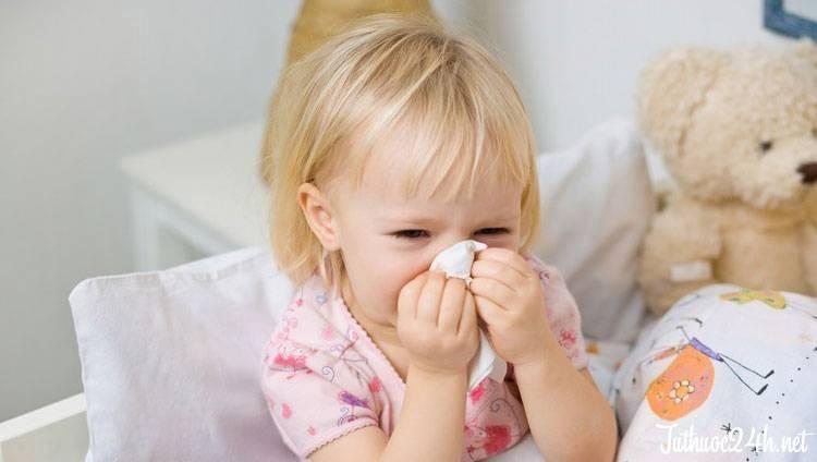 Простуда у грудничка — симптомы, проявления, лечение