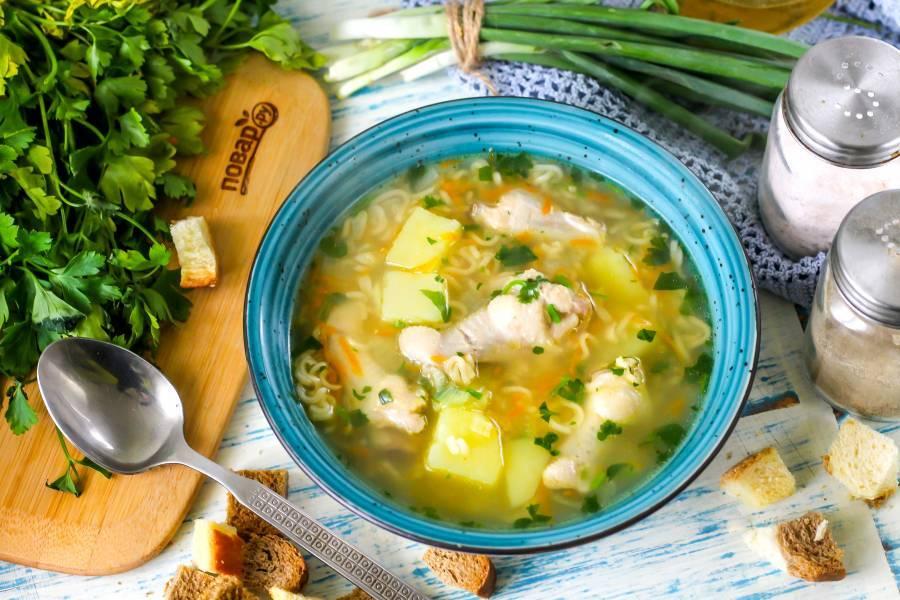 Супы для детей от 6 месяцев до года