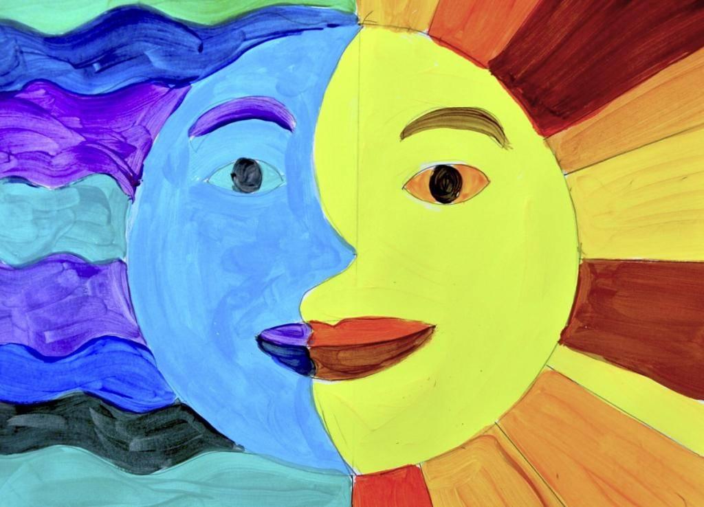 Консультация для родителей «ребенок рисует черными красками» консультация