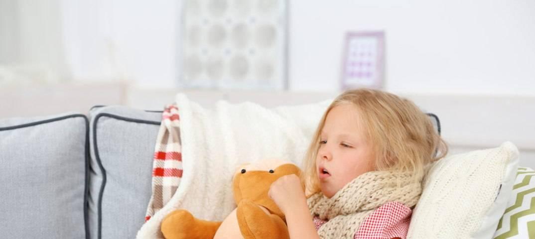 Навязчивый кашель: лечение в клинике у ребенка и взрослого