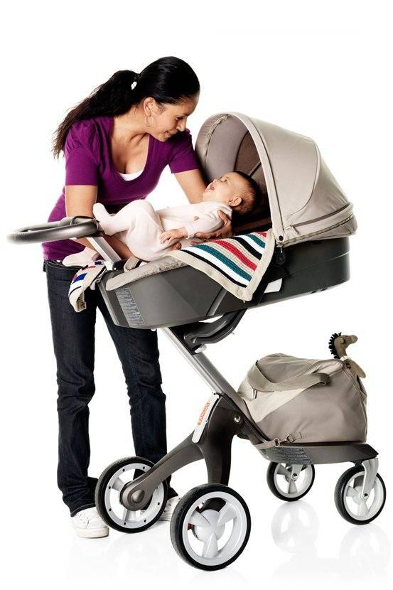 14 лучших колясок для новорожденных