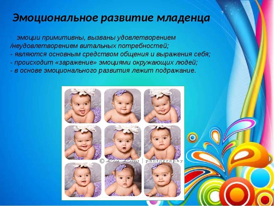 Виды плача ребенка: изучаем эмоции грудничка