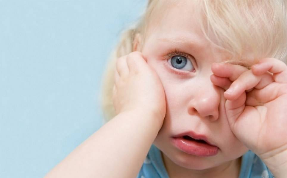 Причины аллергической реакции глаз