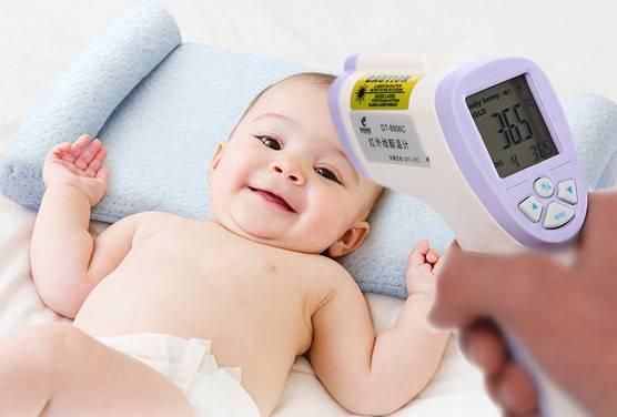 Лучший градусник для новорожденных :: syl.ru
