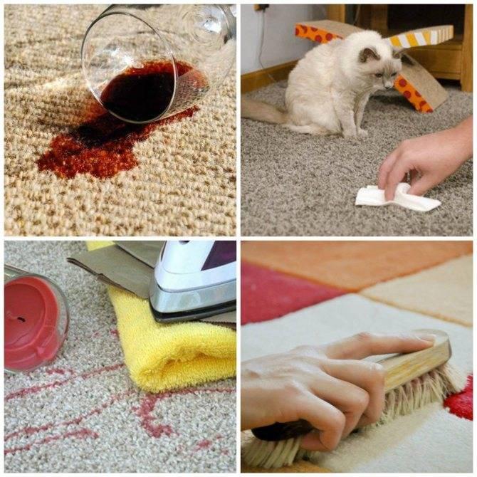 Мягкий и пушистый: как почистить ковёр от загрязнений в домашних условиях