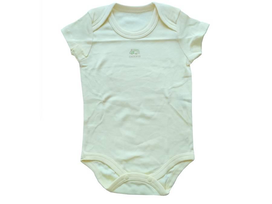 Как надевать боди на новорожденного