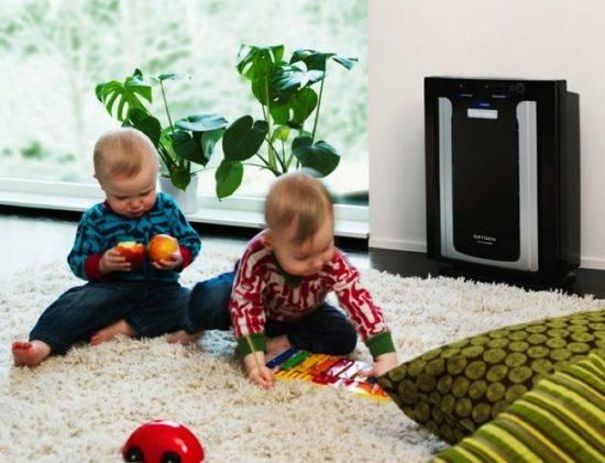 Какой увлажнитель воздуха лучше для ребенка: виды и модели