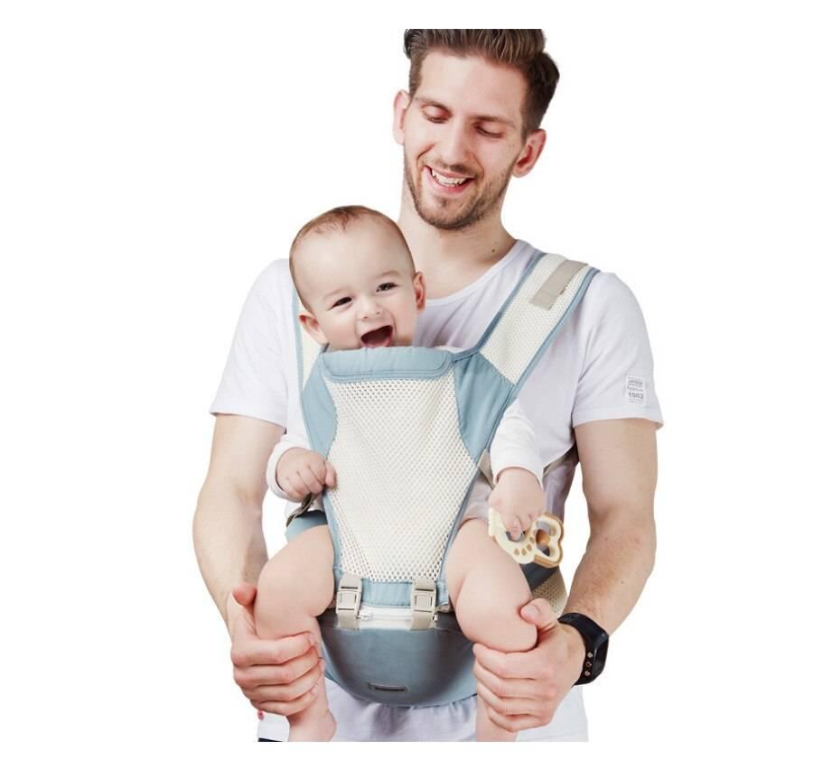 С какого возраста можно использовать кенгуру рюкзак   babytut