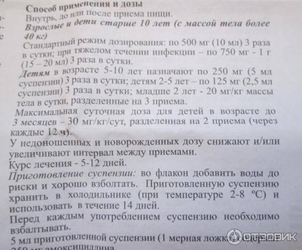 ➤ амоксициллин диспертаб 125 мг инструкция по применению - лекарственный препарат производства ао «авва рус»