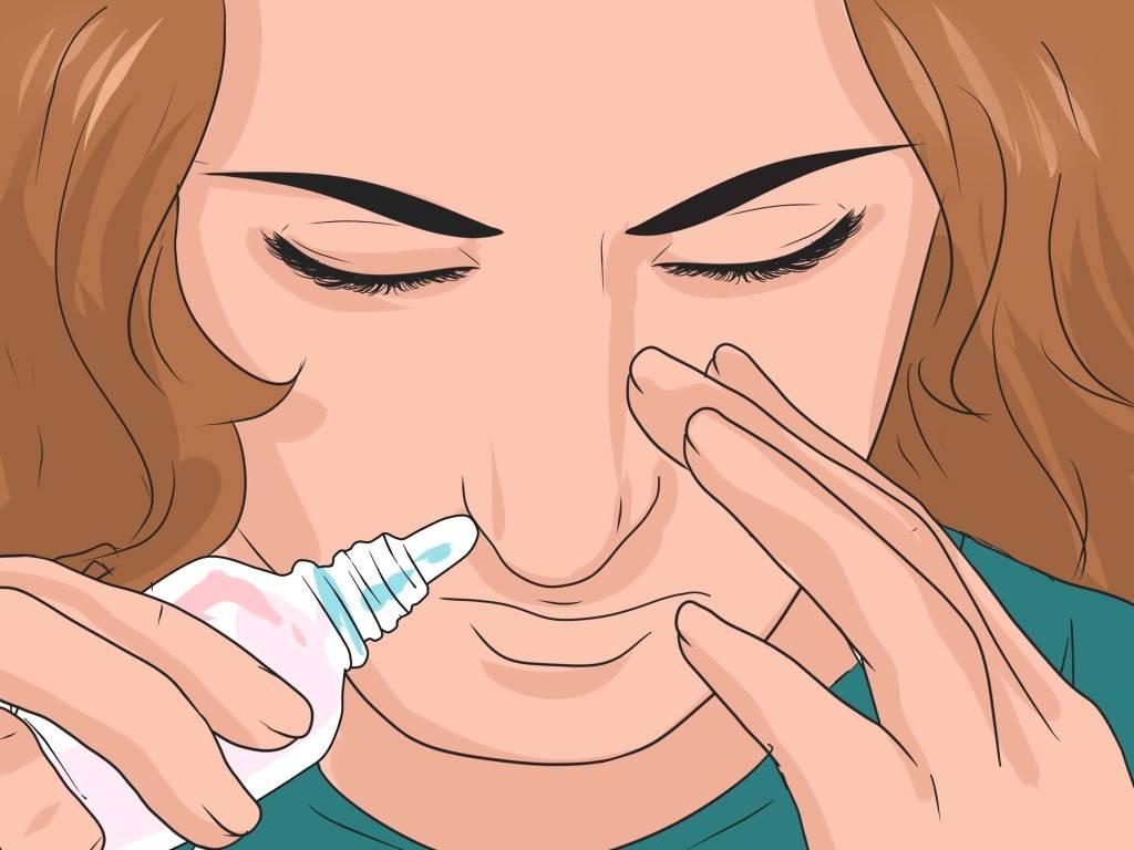 Слизь в носоглотке: причины, первая помощь, способы лечения, народные методы