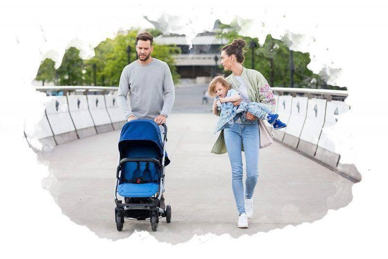 Рекомендации по выбору прогулочной коляски на весну и лето для новорожденных