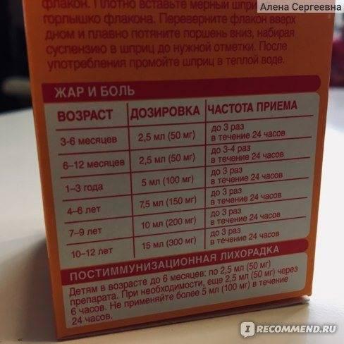 Можно ли давать нурофен, если режутся зубки, но нет температуры