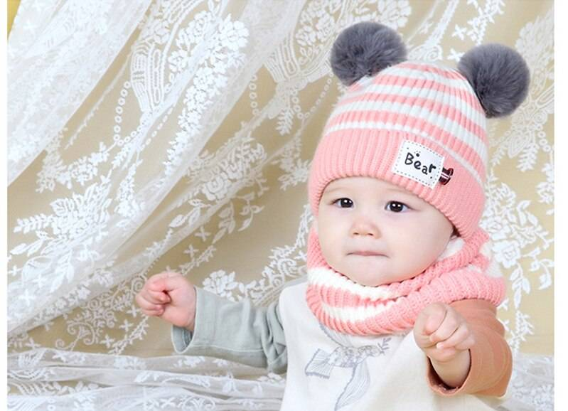 Мастер-классы по вязанию разных моделей шапочек для новорожденных