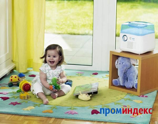 Нужен ли увлажнитель воздуха новорожденному, как выбрать модель