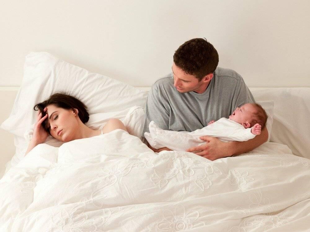 Что нужно знать мужьям о женах в декрете: 5 важных вещей