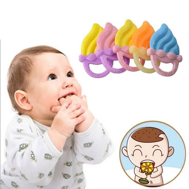 Как выбрать прорезыватель для зубов. режутся зубки: какие прорезыватели для зубов выбрать