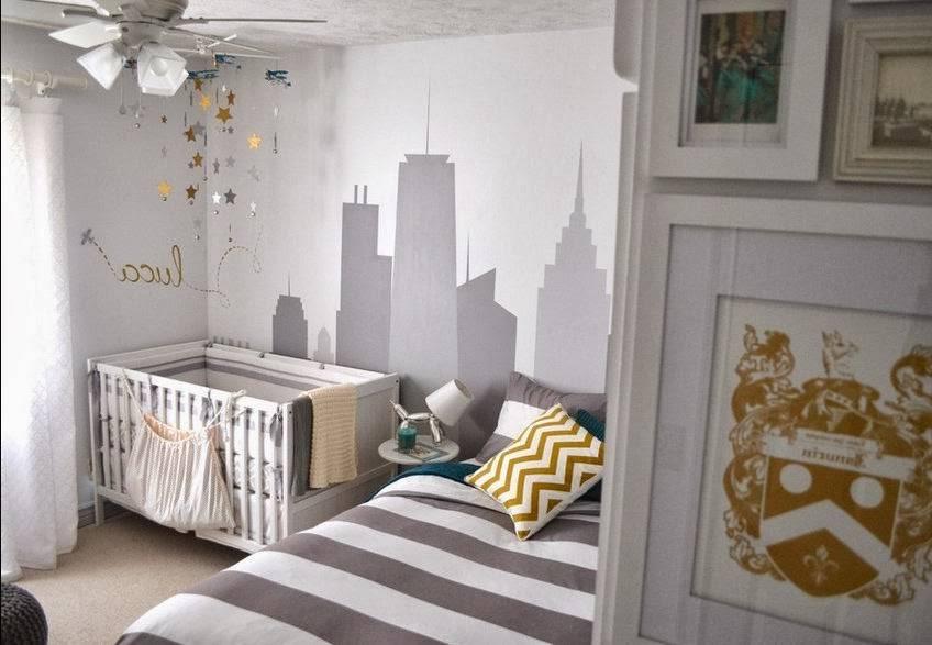 Детская для мальчика и девочки: как правильно сделать ремонт и организовать совместную комнату