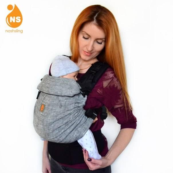 Способы переноски детей: эрго рюкзак, или ergobaby
