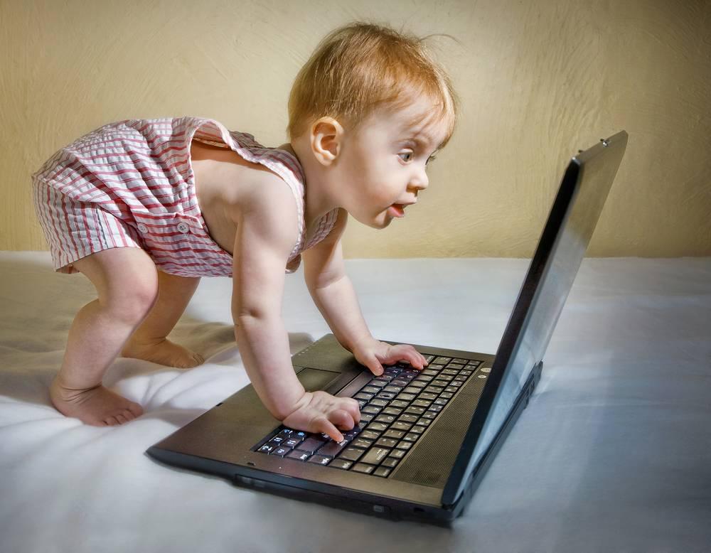 Как компьютер влияет на ребенка и сколько времени можно за ним проводить