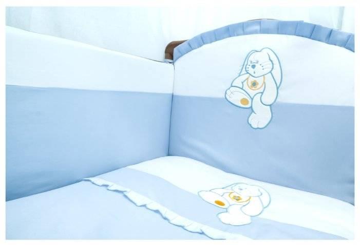 Постельное бельё для новорожденных в кроватку: обзоры видов и производителей