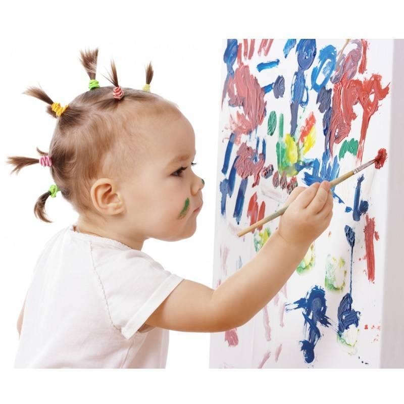 Ребенок рисует черным цветом это значит