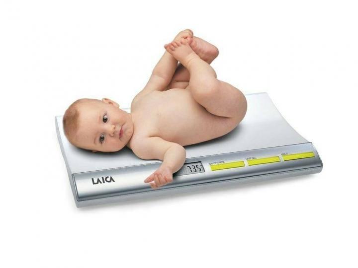 Прибавка в весе у новорожденных по месяцам: норма