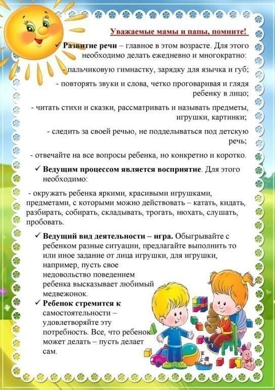 Что должен уметь ребенок в 2,5 года: развитие и психология до 2 лет 11 месяцев