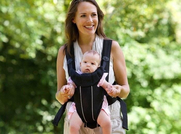 Слинг и кенгуру для новорожденных: что лучше, с какого возраста можно