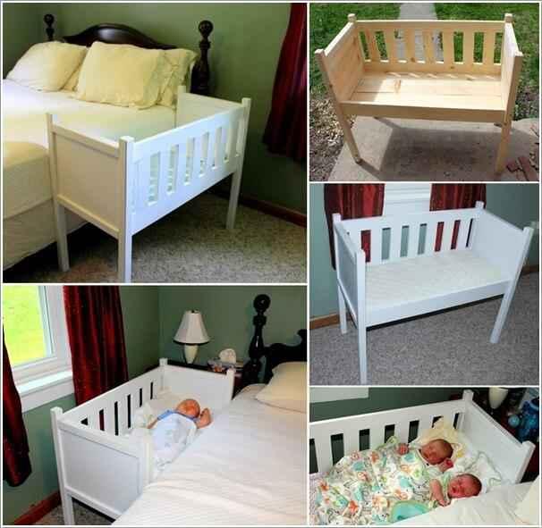 Кроватка своими руками: пошаговая инструкция постройки колыбели для детей