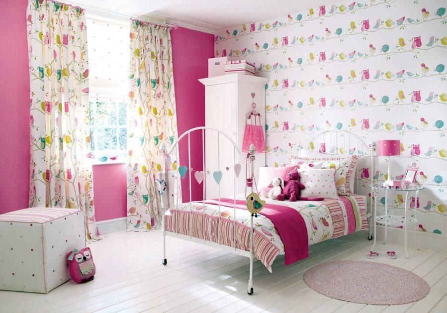Как выбрать обои для детской комнаты: 85 фото-идей